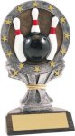 All-Star Resin Trophy -Bowling Bowling Trophy Awards