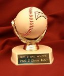All Star Baseball Holder Coach Trophy Awards