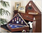 Heritage Flag Case Flag Display Case
