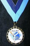 Custom Insert - Sport Medal Insert Medallion Awards